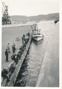 ナホトカ港