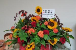 2015-7-26 赤坂ライブ花IMG_0142