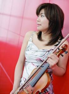 依田彩(バイオリン)、
