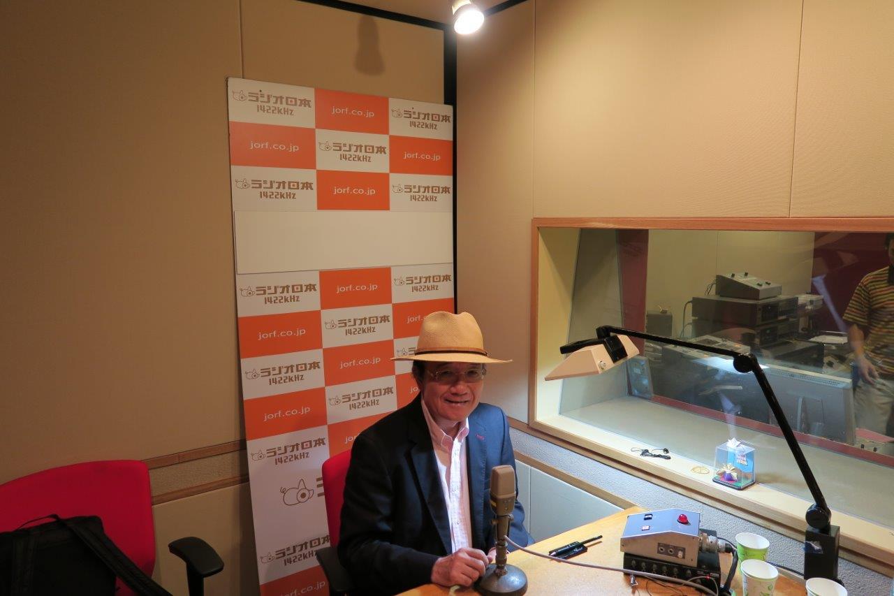 jorfラジオ日本麻布台スタジオ